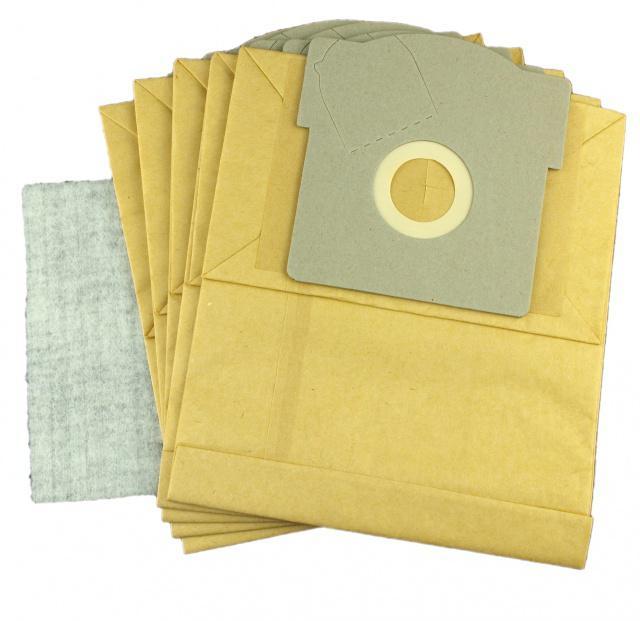 Sáčky do vysavače ETA 1454 Trino papírové 5ks, filtr