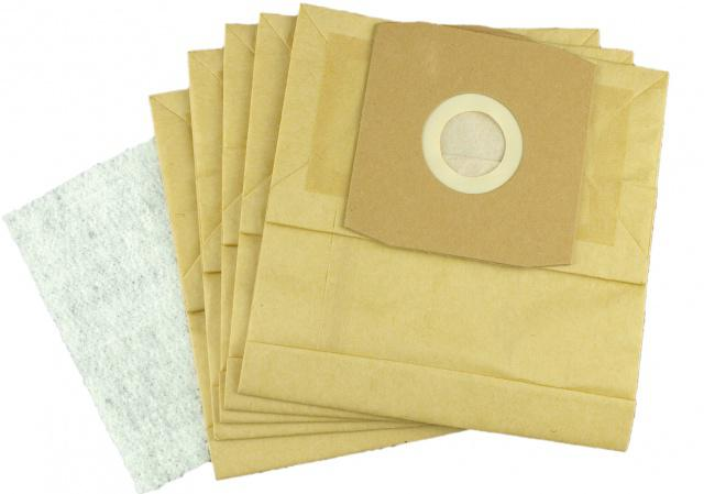 Sáčky do vysavače PROGRESS PC 4100 až PC 4120 papírové,5ks