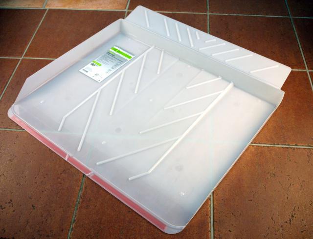 Electrolux Ochrana proti únikům vody - okapnice 60 cm