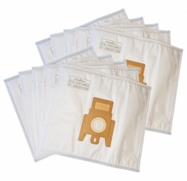 Sáčky pro vysavač MIELE Compact Powerline C1 textilní 10ks s filtry