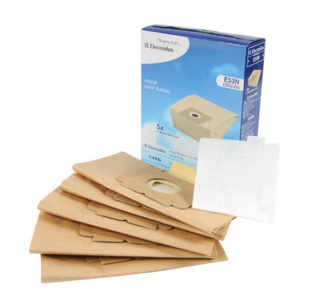 Papírové sáčky do vysavače AEG Org. Gr. 28 5ks