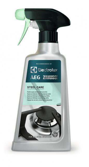 AEG-Electrolux Čistič nerezu s ochranou Steel Care spray 500 ml
