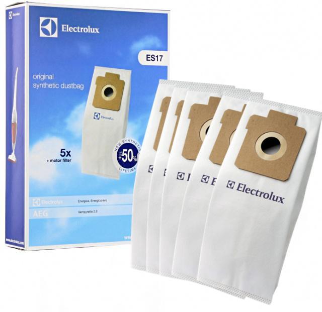 Electrolux Originální sáčky ELECTROLUX ES17 5ks