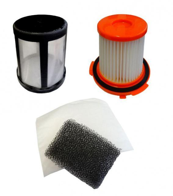 HEPA filtr Menalux F132 pro bezsáčkový vysavač ELECTROLUX Cyclone Ultra Z 7311,7312,7314,7315