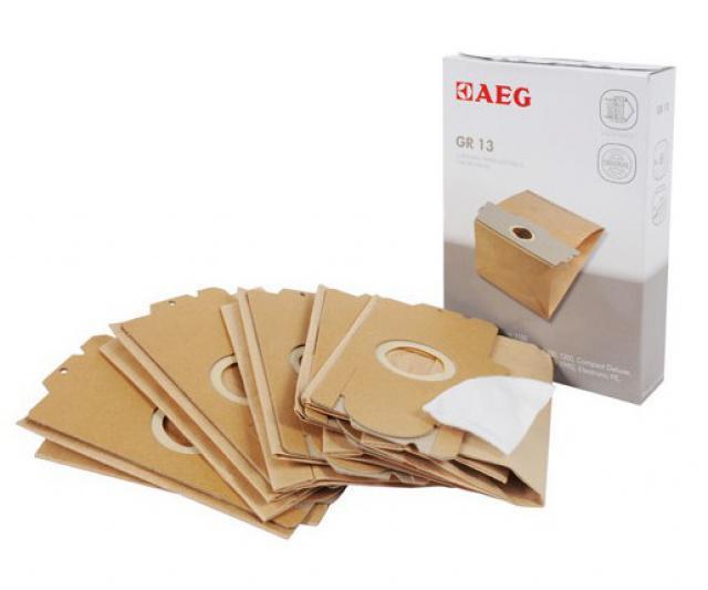 AEG Papírové sáčky gr. 13 5 ks pro AEG Gr.13