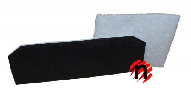 Sada mikrofiltrů pro vysavač ZELMER ZVC 165 EK Elf