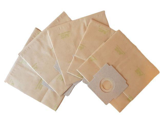Sáčky pro vysavače ZELMER Clarris Twix ZVC380, 381, 385 papírové 5ks
