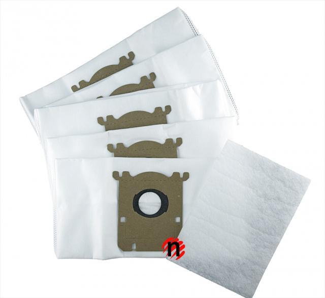 AEG Sáčky (5L) pro vysavač AEG Viva Quickstop AVQ 2100 až 2190 textilní 5ks