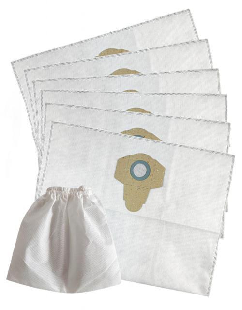 Filtrační návlek + sáčky pro PARKSIDE PNTS 1+6ks