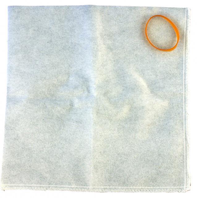 Textilní návlekový filtr vysavače EINHELL NTS 1600 1ks