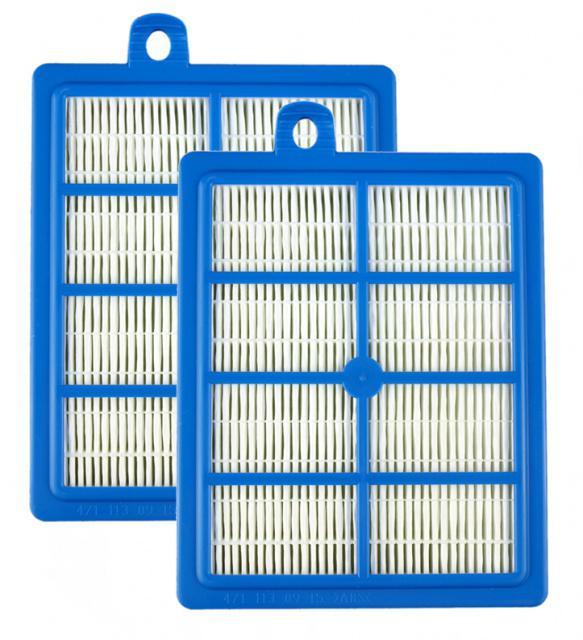 Filtry HEPA do vysavačů ZANUSSI ZAN 4640, 4641