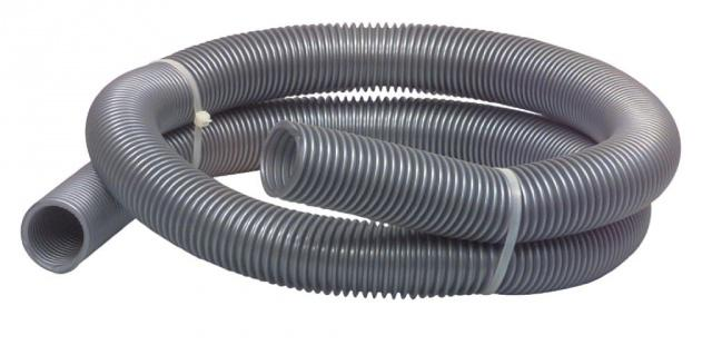 Univerzální hadice k vysavači 32 mm / 39 mm, stříbrná, 1,8 m pro SENCOR SVC 7PE