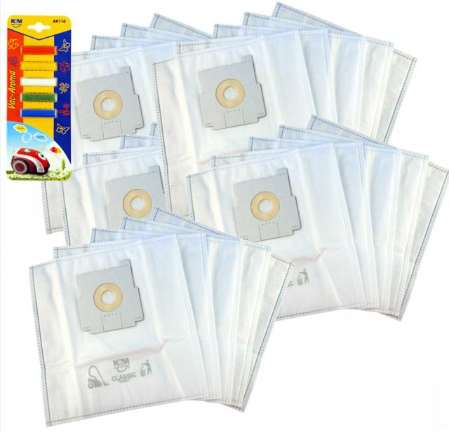 Sáčky do vysavačů ZELMER Furio 400 textilní 25ks