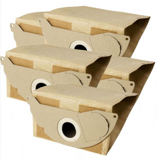 Menalux Papírové sáčky 4888 P 5 ks pro KARCHER 6.904-322