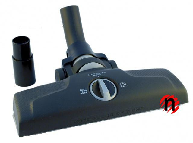 Kombinovaná podlahová hubice Menalux CB104B pro AEG Viva Quickstop AVQ 2100 až 2190 AEG