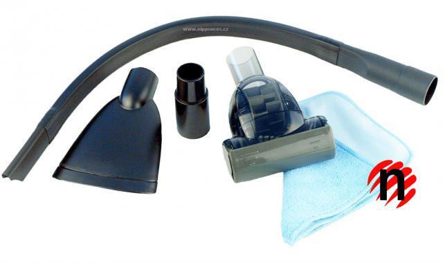 Sada hubic pro čištění auta Menalux MKIT01B pro LIDL PNTS 1300/1400/1500 Parkside