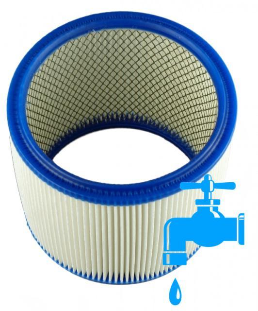 NILFISK Omývatelný filtr do vysavače Alto Nilfisk Attix, Festool, Protool, Wap, Stihl SE 100, 50, 60 pro NILFISK Alto Attix 751-11