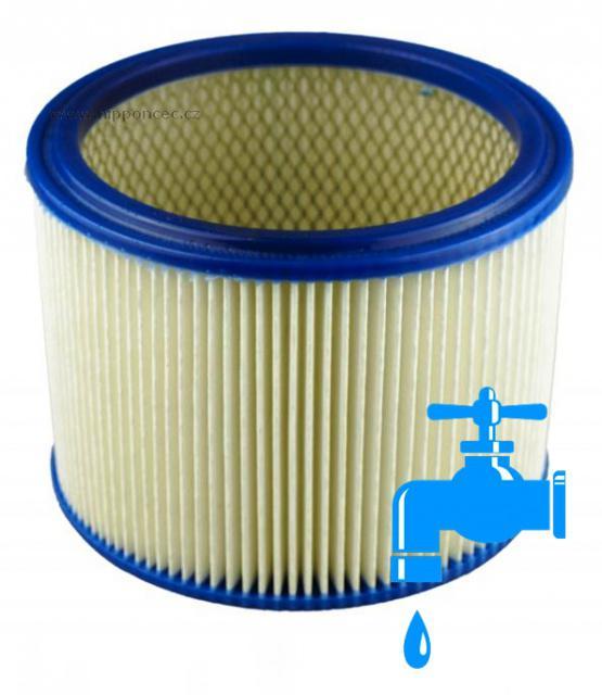 Omývatelný filtr pro vysavač EINHELL RT-VC 1600 E polyesterový