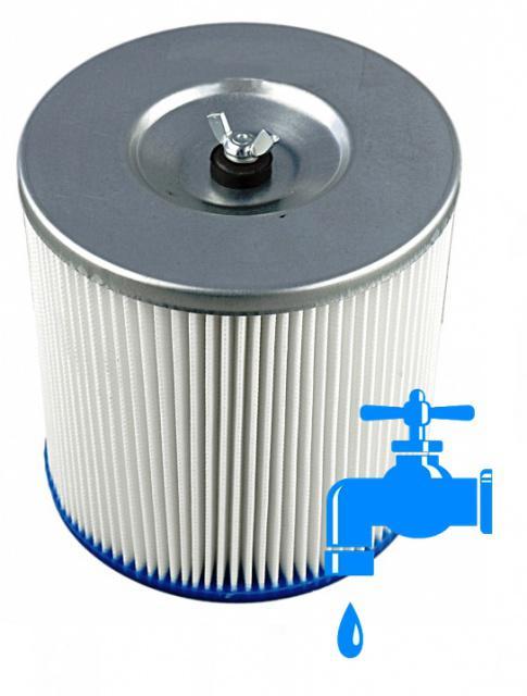 Omývatelný filtr do vysavače AQUA VAC PRO 250