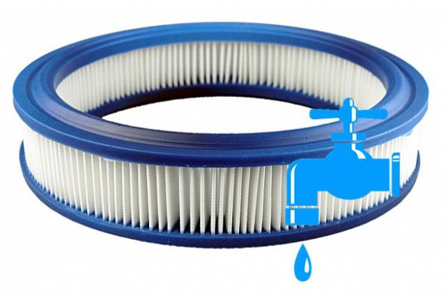 Omývatelný filtr do vysavače PROTOOL VCP 171 E-L