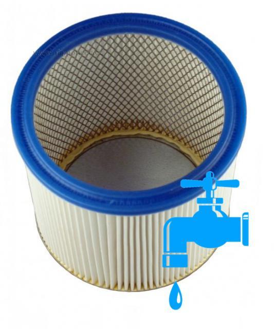 Omývatelný filtr pro PARKSIDE PNTS 30/9 E s víkem