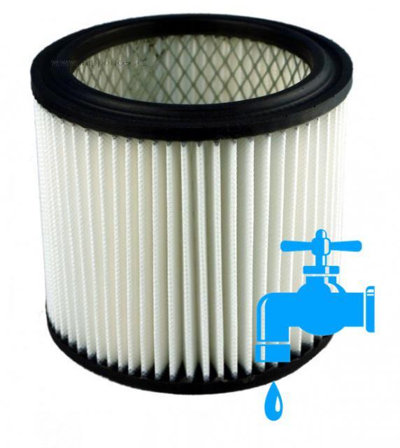 Omývatelný polyesterový filtr pro PARKSIDE PAS 500 B1