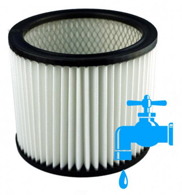 Omývatelný filtr pro PARKSIDE PASK 18/8 C (Parkside PAS500, Einhell AFF18) PARKSIDE