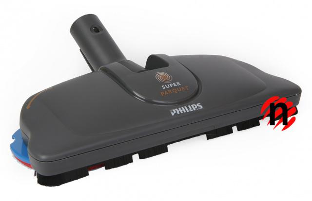 Super Parquet Philips hubice pro PHILIPS Triathlon HR 6835 parketová