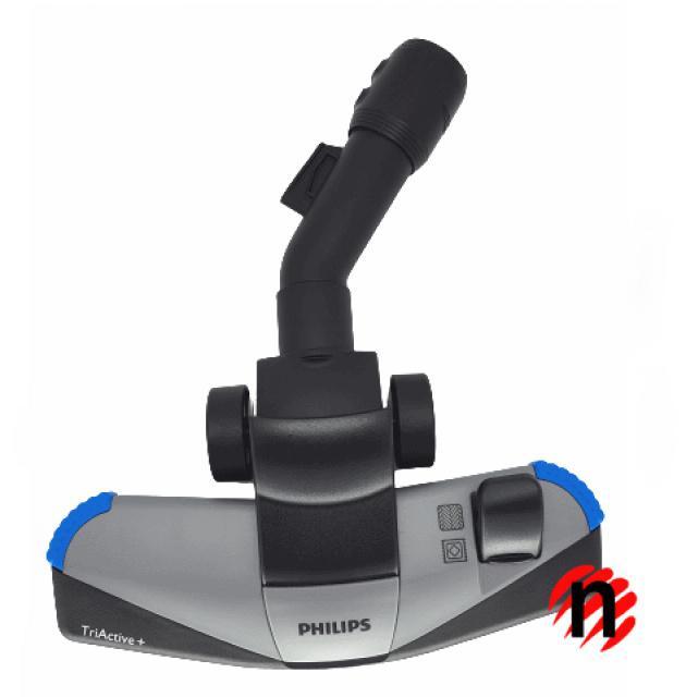 Hubice PHILIPS FC8053 Tri-Active Plus (32 a 35 mm a integrovaný adaptér)