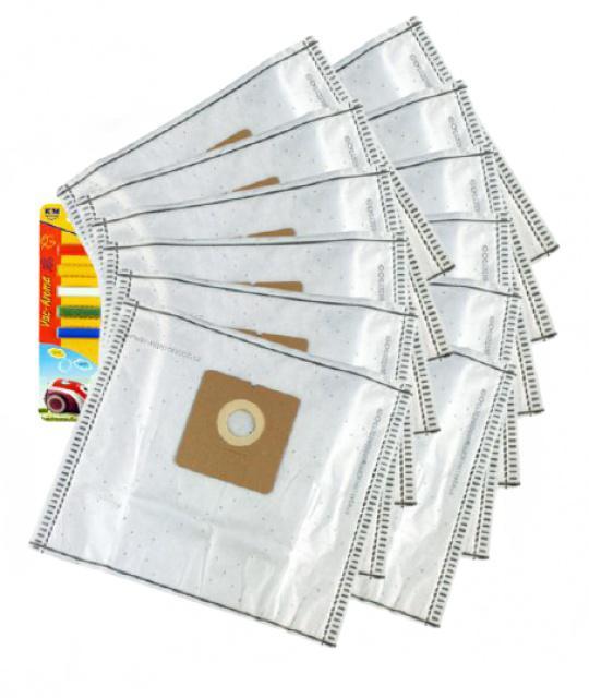 Sáčky do vysavače BRAVO B 4109 12ks textilní