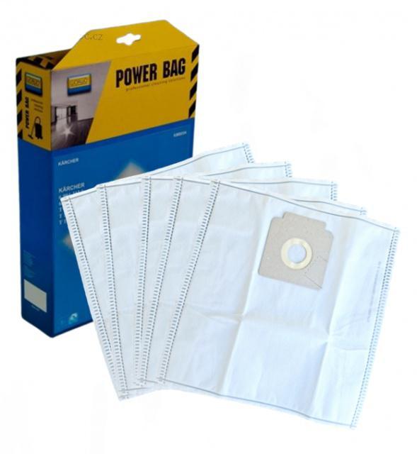 Sáčky do vysavače KARCHER 6.904-315 5ks textilní