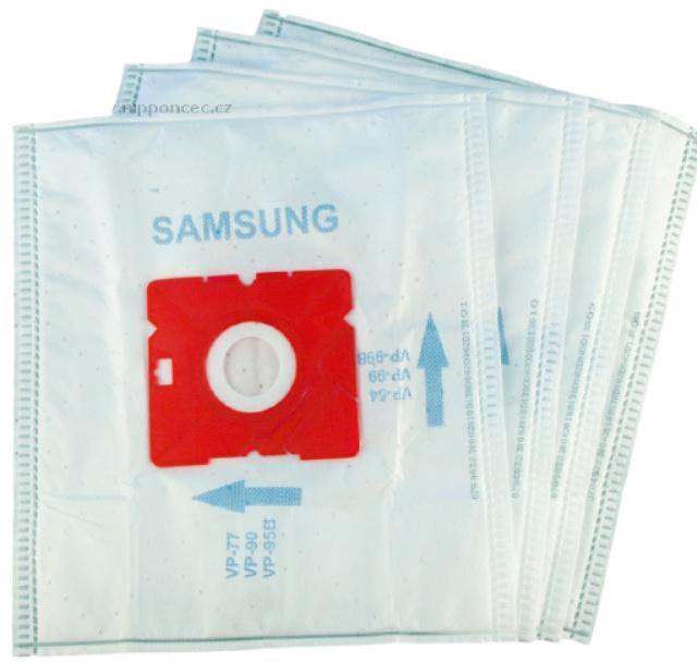 Sáčky do vysavače SAMSUNG SC/VC/RC/FC 900 E z mikrovlákna 4ks