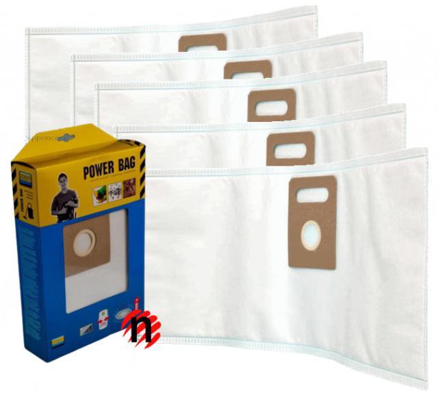 Sáčky WORWO ZSMB01K Power Bag Profi Europe PROFI 1, PROFI 3 5ks