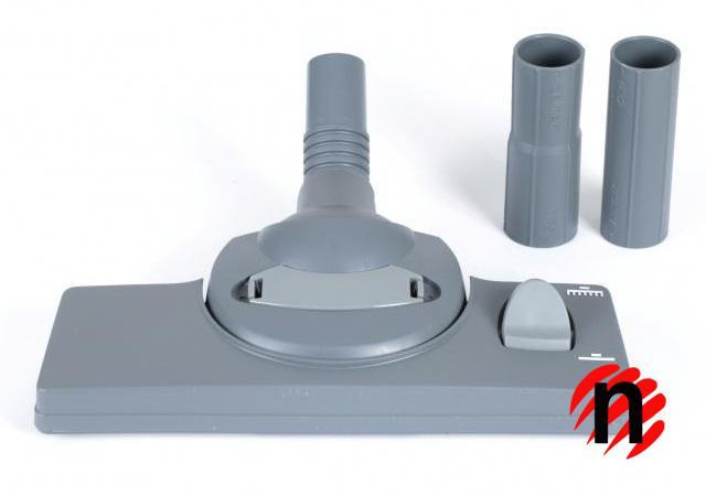 Přepínací podlahová hubice Zelmer ZVCA54KB k vysavači ZELMER 4000.0 HQ Jupiter