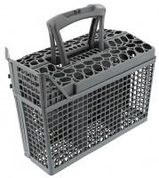 AEG Šedý koš na příbory do myčky nádobí 6 oddílů
