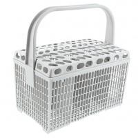 Univerzální košík na příbory do myčky široký s madlem Electrolux