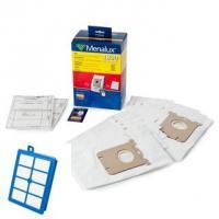 Sáčky s omyvatelným HEPA filtrem do vysavače ELECTROLUX - 15ks S-BAG, H13, 3x filtr