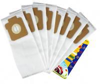 Sáčky Jolly E5 MAX textilní 8ks, 2x filtr, 2x vůně - 2x E5 MAX sáčky