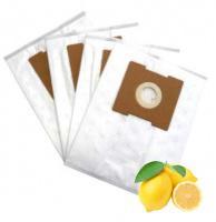 Voňavé textilní sáčky SC1 4ks pro SENCOR SVC 840 Silenzio Citron
