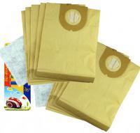 Sáčky JOLLY ETA8 papírové 10ks, filtry - 2 balení ETA8 sáčky do vysavače