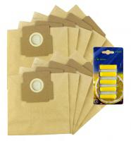 Sáčky do vysavače ZELMER Flooris ZVC545CA papírové 10 ks