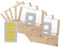 Papírové sáčky do vysavače CLATRONIC BS 1250 IE , 10 ks