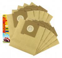 Papírové sáčky do vysavače ZELMER Jupiter ZVC 425 HM Jupiter 10 ks
