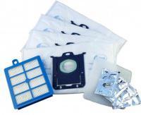 AEG ASKVX9 s-bag sáčky + HEPA filtr H12 do ELECTROLUX ESP75BD 4+1ks