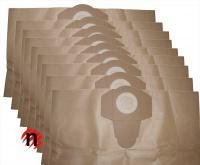 Papírové sáčky pro LIV Aquafilter 2000 E 1400 9ks