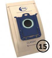 Originální sáčky ELECTROLUX S-Bag ® Classic E200SM 15ks MegaPack
