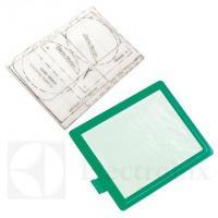 Electrolux EF55 filtr motoru + mikrofiltr v rámečku do vysavače