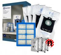 Sáčky s-bag Electrolux HEPA Filtr H12 pro AEG Viva Quickstop AVQ 2271 4+1ks