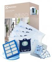 Sada sáčků a filtrů Electrolux ESKD9 Pure D9 Performance Kit pro vysavač ELECTROLUX UltraSilencer ZEN ZUSGREEN58