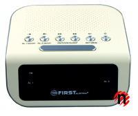 Radiobudík First Austria FA 2406-1 bílý